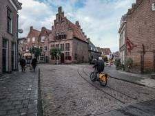 Tramrails terug in Doesburg: knipoog naar het verleden