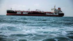 Iran geeft Britse olietanker vrij