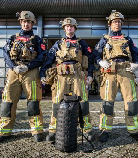 Quick Response Team komt in actie bij terrorisme: 'We hopen nooit nodig te zijn'