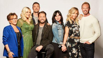 Achterdocht, ruzie en diva-manieren: het rommelt op de set van de nieuwe 'Beverly Hills, 90210'