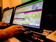 Videoarbitrage bij SDC Putten-PSV