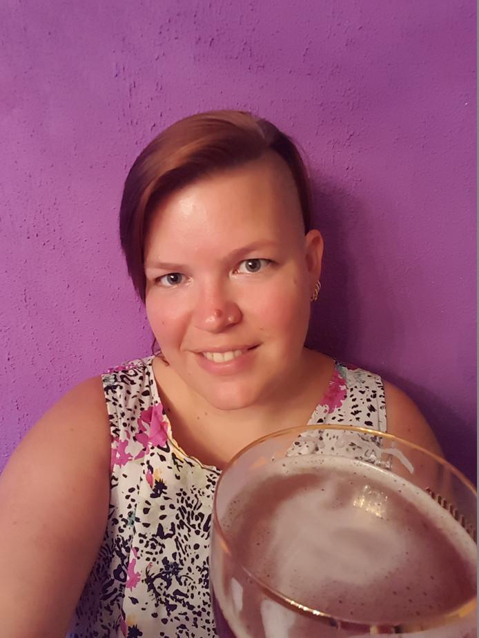 Hanneke Bazelmans uit Tilburg.