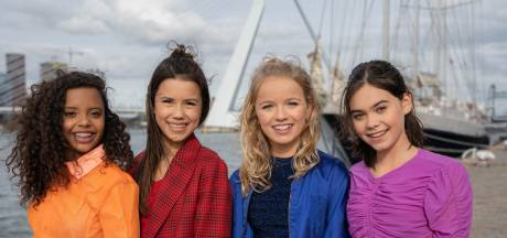 Gaan Naomi en haar 'best friends' Europa veroveren?