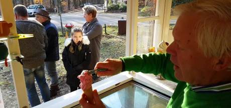 IJsactie Kiosk Hertenkamp Epe trekt tientallen belangstellenden