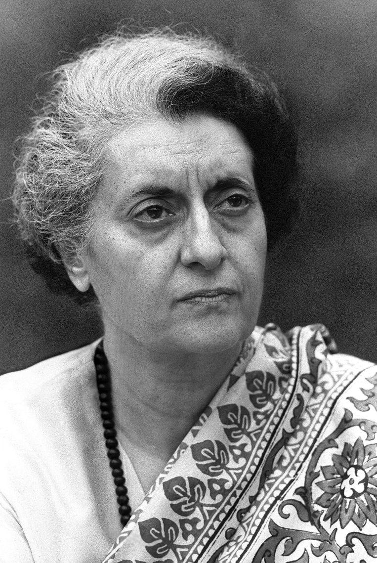 Indira Gandhi Beeld AFP