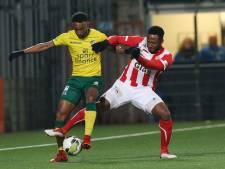 FC Oss blijft puntloos tegen Fortuna Sittard