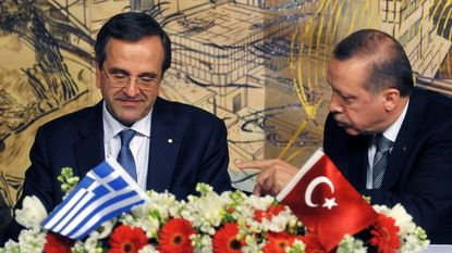 Turkije en Griekenland breiden economische samenwerking fors uit