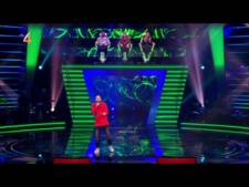 Aïrto overleeft knock-out fase Voice of Holland