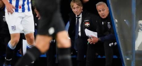 Adrie Koster haalde als trainer van Club Brugge  altijd de groepsfase