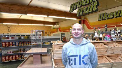 Na twee jaar heeft dorpskom van Kruiseke weer een buurtwinkel