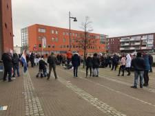 'Vrijheidsmars' in Goes verloopt rustig, politie houdt één deelnemer aan