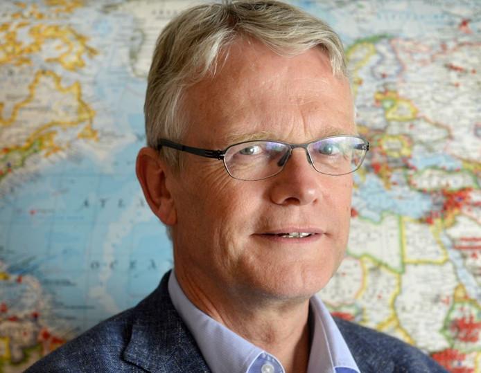 Professor dr. Menno-Jan Kraak
