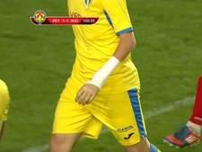 Roemeen met kunsthand maakt debuut in profvoetbal