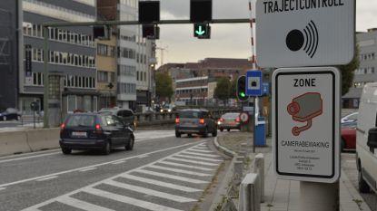 Inbreker vlucht te voet weg in Waaslandtunnel
