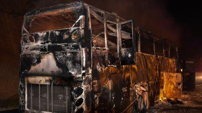 Zeker twintig doden bij brand op bus met gastarbeiders in Thailand