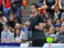 Wawrinka treft Andy Murray in eindstrijd Antwerpen