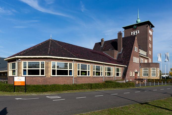 Het veemarktcomplex in Den Bosch, van de hand van Piet van Kessel.