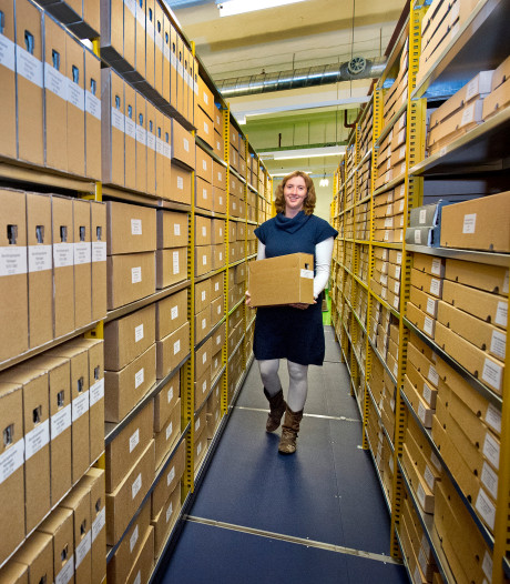 Historie verhuisd naar Nijmegen, nu ook op de laptop neuzen in het archief van Mook
