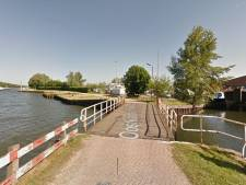 Verroeste brug in Maarssen dicht voor auto's