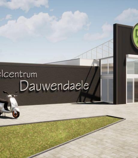 Winkelcentrum Dauwendaele krijgt tweede supermarkt  en wordt opgeknapt