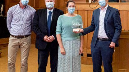 Kruisem verkozen tot dé Winkelhier-gemeente van Oost-Vlaanderen