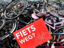 Culemborg verwijdert morgen 175 fietswrakken en weesfietsen