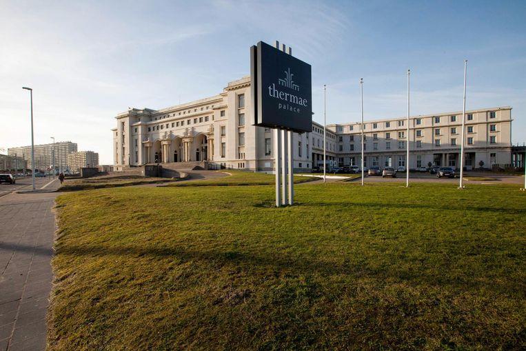 Thermae Palace in Oostende vormt het decor van de Fotografiebeurs.