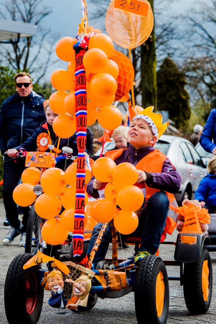 Voor dé Koningsdagklassieker, de versierde fietsentocht, zoekt de horeca in Moergestel nog vrijwilligers.