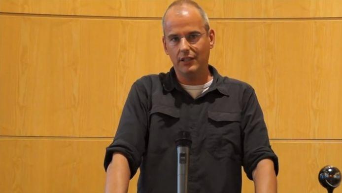 Haags raadslid Arnoud van Doorn.