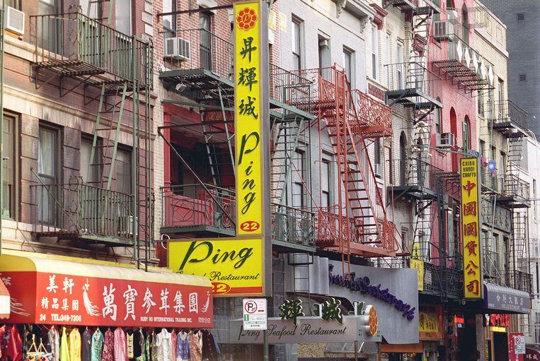 Chinatown Beeld KIPPA