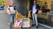 Rotary Sint-Jan-in-Eremo Krekenland zorgt voor lekkers in 250 kansarme gezinnen