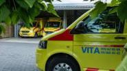 Wielertoerist (53) in levensgevaar na val tijdens zondagsrit met club