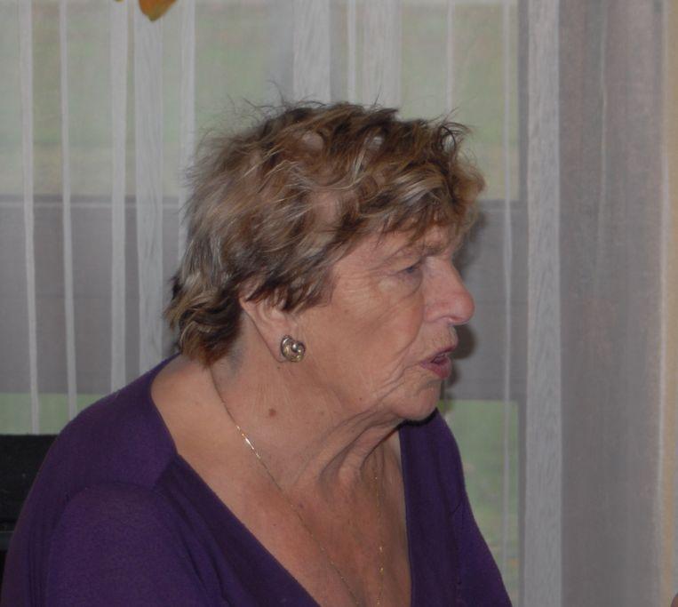 Julia Spoelders, CO-dode Lint in 2015