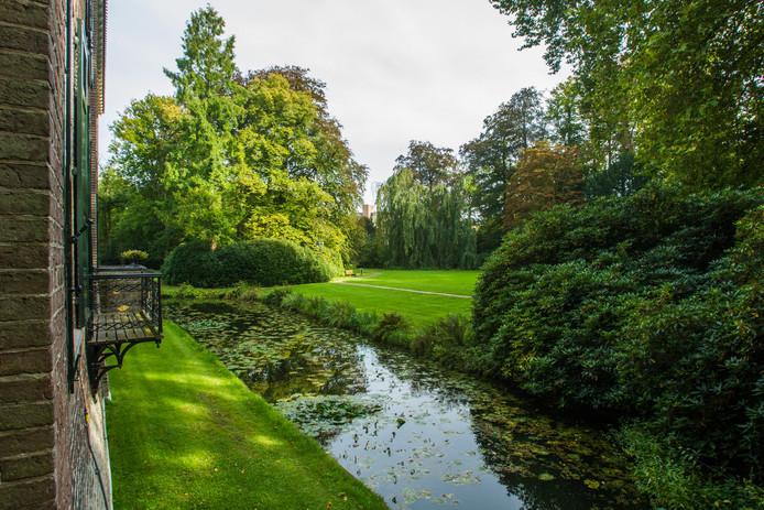 Verjongingskuur voor kasteelpark geldrop geldrop mierlo for Engelse tuin 1 waalre