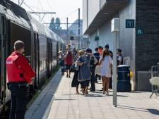 Il y aura moins de trains vers la Côte ce week-end
