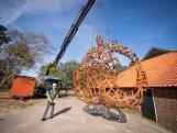 Kunstwerk De Oermoeder 'piece de resistance' in Diepenheim