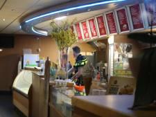 Overval op cafetaria De Hoeve in Rosmalen, overvallers dreigden met mes