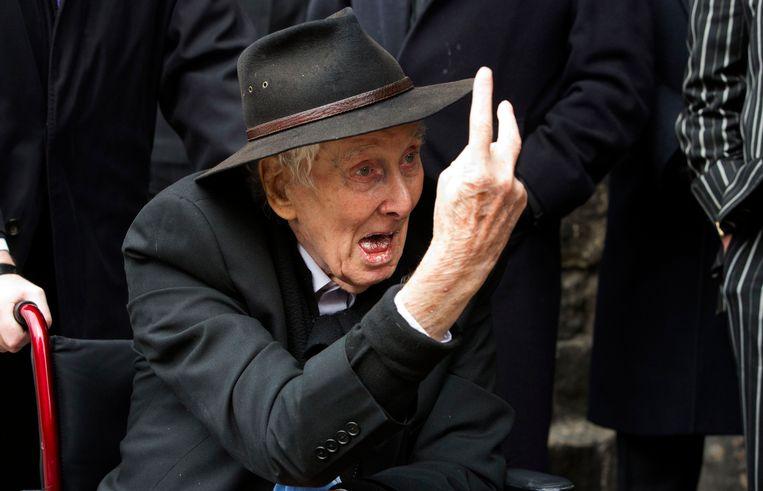 Biggs in 2010 in Londen Beeld Reuters