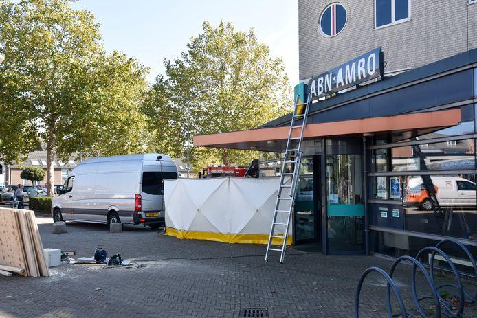 In oktober 2018 was er een plofkraak bij de ABN AMRO in Malden. Dit kantoor sloot in april van het vorig jaar de deuren.