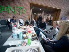 Vier dagen en nachten in gemeentehuis voor kavel in Hellendoorn-Noord