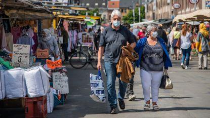 Weer wekelijkse marktdag: Kleiner, maar divers aanbod en maximum 375 bezoekers tegelijk