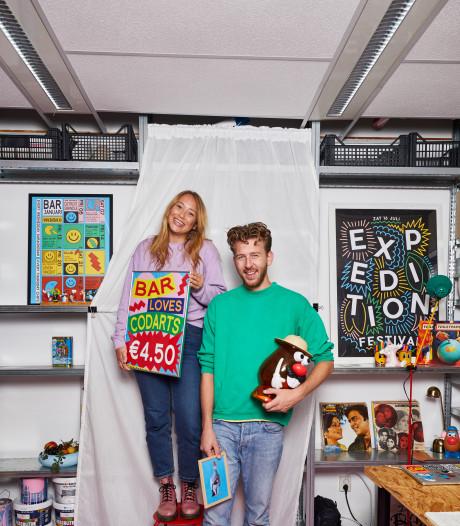 Rotterdams vormgeversduo: 'Onze droom is om voor de Spice Girls te werken'