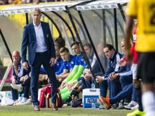 Adrie Koster: 'We moeten die voorsprong gewoon vasthouden'