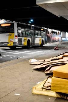 Les bus de De Lijn repasseront par la gare du Nord dès lundi matin