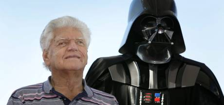 Britse acteur David Prowse overleden: speelde Darth Vader, maar zijn stem was nooit te horen