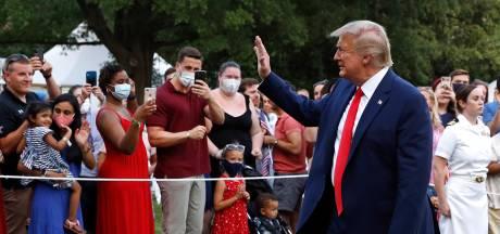 Trump slaat zichzelf op de borst: voor einde jaar vaccin