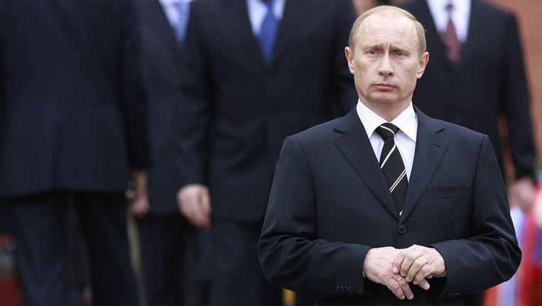 Poetin liet al verstaan dat de economische groei wat zou terugvallen.