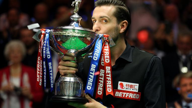 Mark Selby Beeld getty