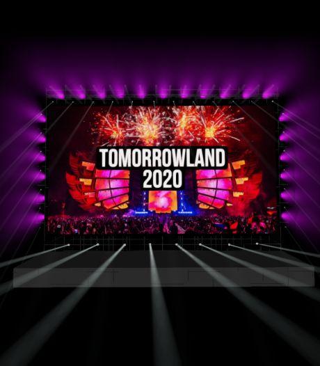 Tomorrowland depuis votre voiture: le festival s'invite au Movie Drive de Tour & Taxis