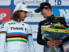 Sagan en Kwiatkowski: jong, maar nu al eeuwige rivalen